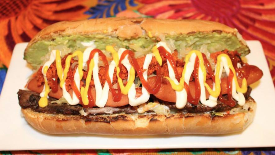 El Shuko Truck Las Vegas  Restaurantes guatemaltecos en
