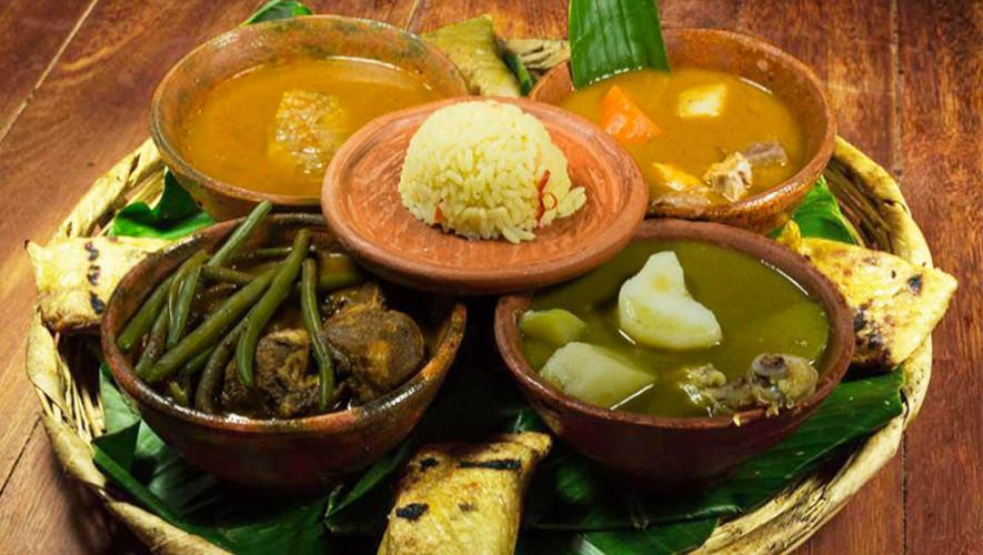 Restaurante Arrin Cuan  Restaurantes de recados sopas y caldos en Guatemala