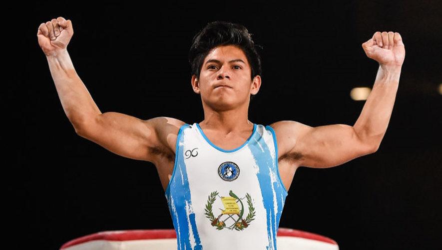 Jorge Vega finaliz en el puesto 5 en la final del Mundial de Gimnasia Artstica 2017