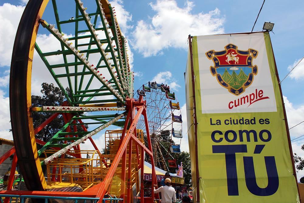 Cundo inicia la Feria del Cerrito del Carmen 2018 en la