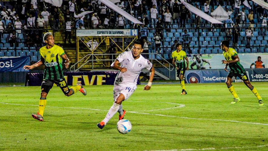 Detalles del Torneo de Copa 20182019 en Guatemala