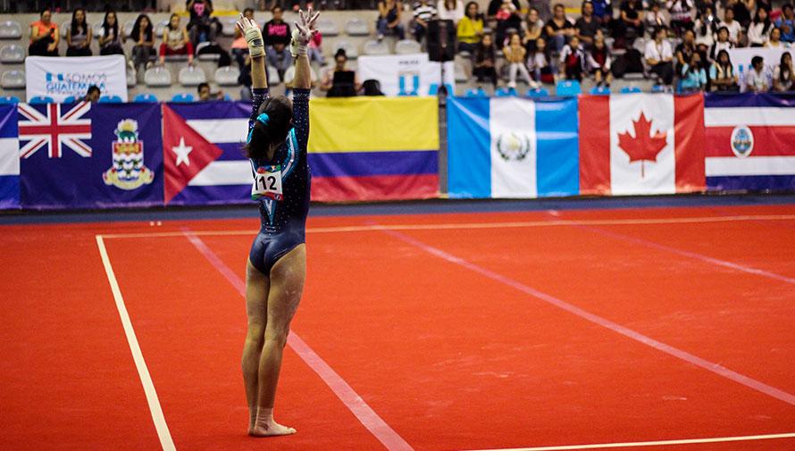 Gimnastas guatemaltecas irn por su boleto a Juegos Olmpicos de la Juventud 2018