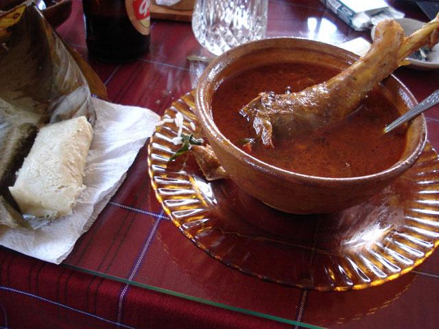 El KakIk gastronomia Maya Sopa ancestral que ha sido degustada desde siempre por los hombres de maiz  Guatemala Bella