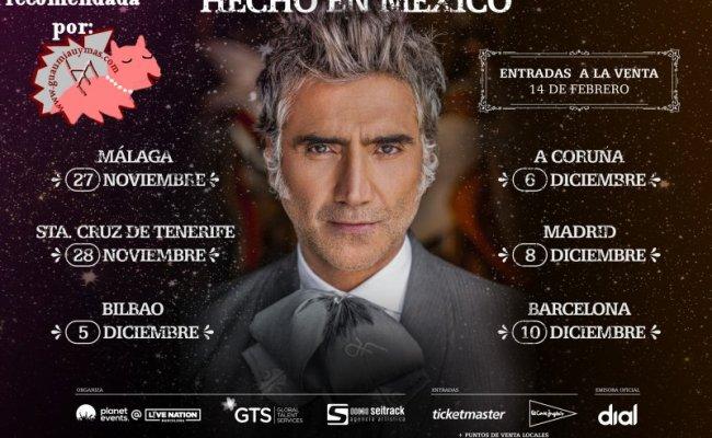 Alejandro Fernández En Concierto Gira Hecho En México