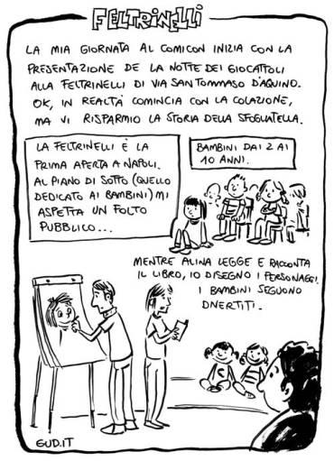 Presentazione libro feltrinelli