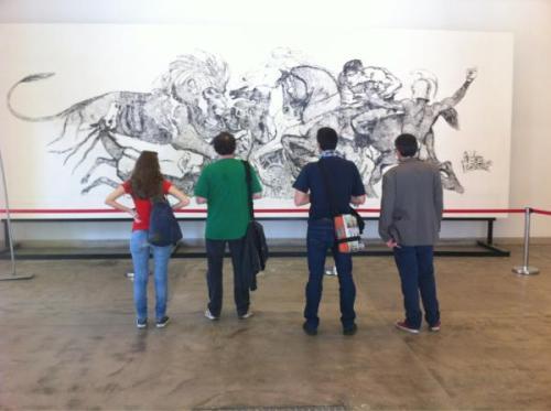 murales andrea pazienza