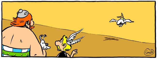 asterix + arzach