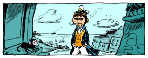 corto maltese è un graphic novel