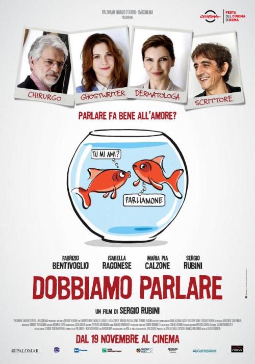 poster film sergio rubini