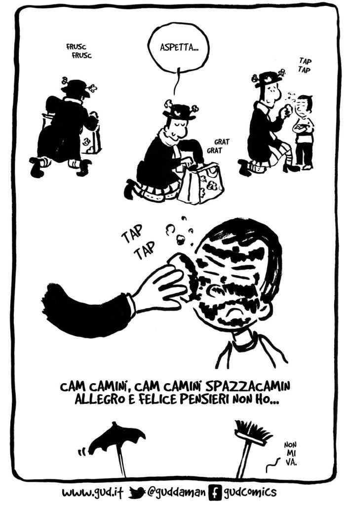 mary poppins a fumetti