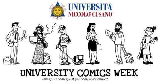 università a fumetti