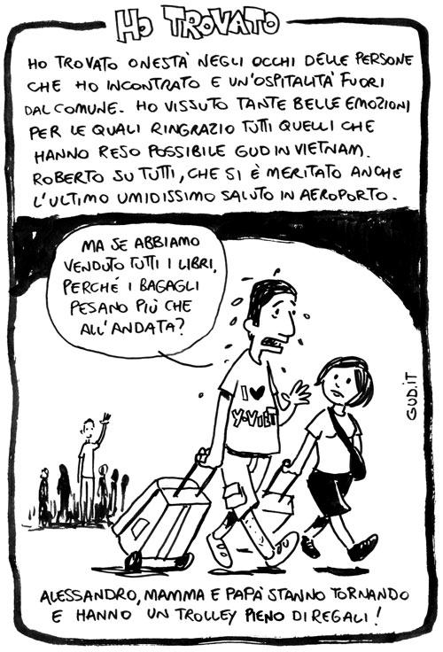 reportage fumetti