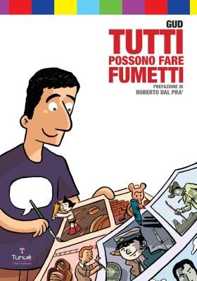 tutti possono fare fumetti: la copertina