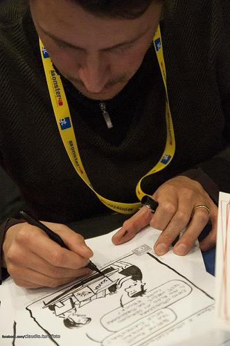vignettista per il congresso seo