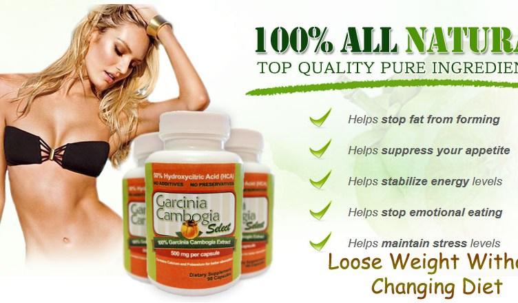 Garcinia Cambogia Select