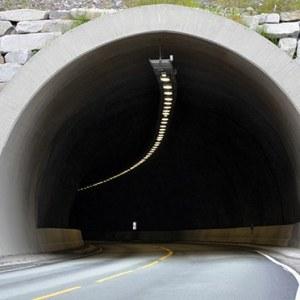 norsk vägtunnel