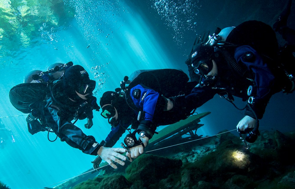 medium resolution of gue diver training