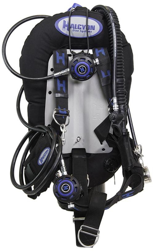 scuba gear diagram simple entity relationship sample diver training gue equipment configuration