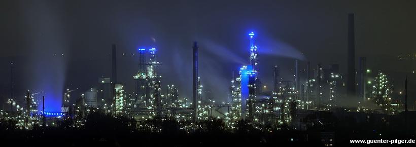 Ruhrgebiet Chemie