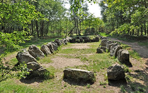 Brocéliande : Sites légendaires