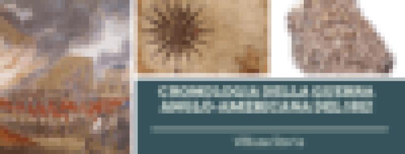 Guerra anglo-americana del 1812: cronologia