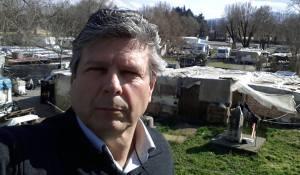marco Santi Guerrieri campo rom