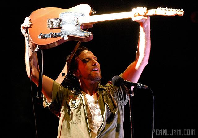 New Eddie Vedder record, concert film & U S  tour