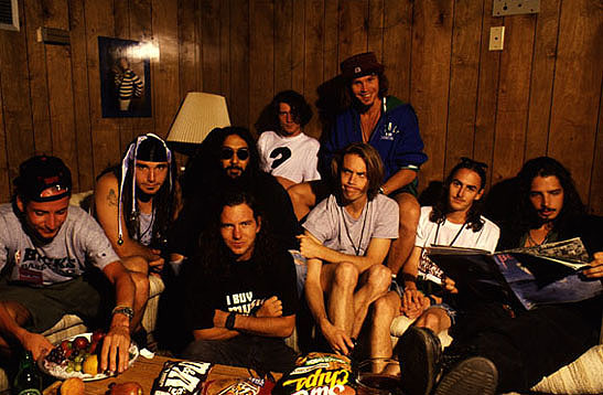 Watch The First And Only Full Temple Of The Dog Concert
