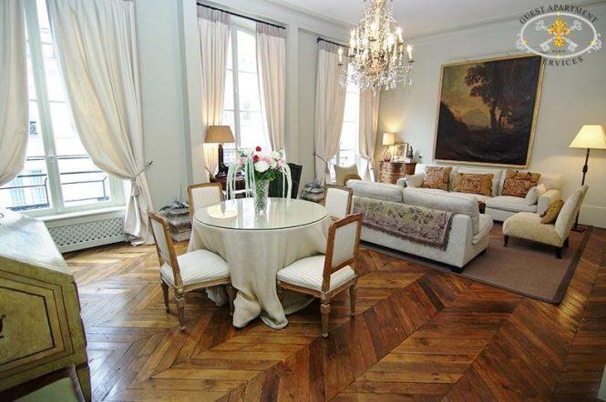 1 Luxury Apartments Al Le Marais Paris Amaranth