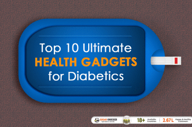 Top 10 Ultimate Health Gadgets for Diabetics