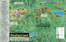 Estes Park Restaurant Map Free Guestguide Publications