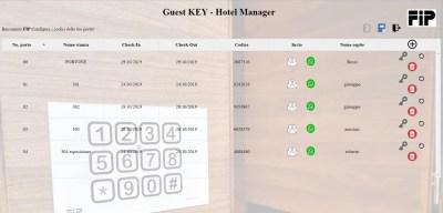 server guestkey generazione codici criptati
