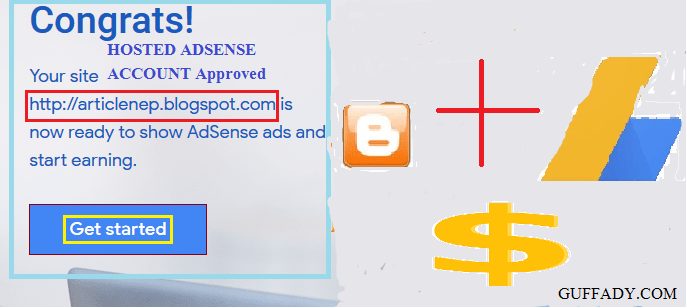Get Adsense Account Approved for Blogspot in 2020