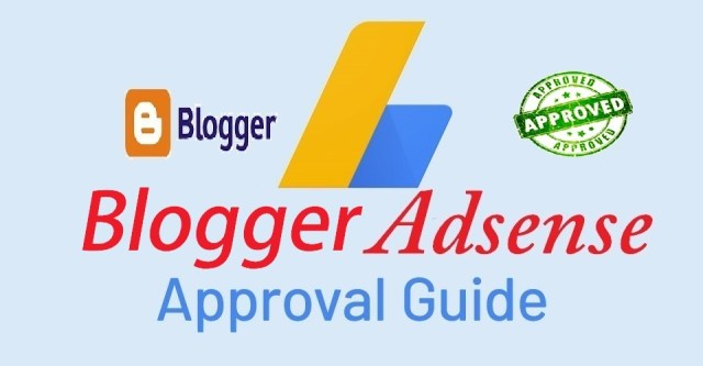 Blogger Adsense Approval