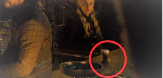 Starbucks coffee cup detected in Game of Thrones episode 4 shot