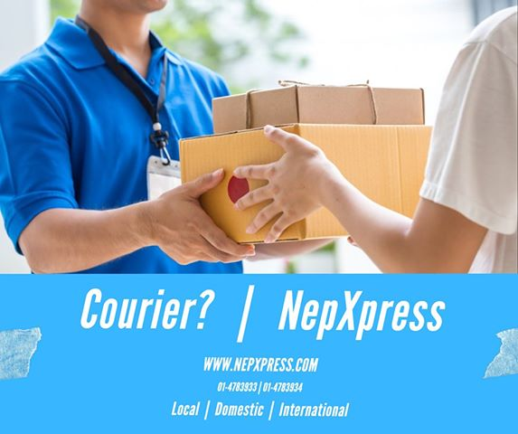 NepXpress delivery service