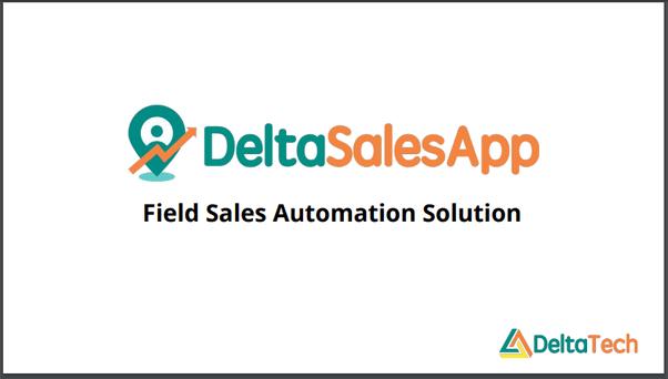 Delta Sales App Nepal