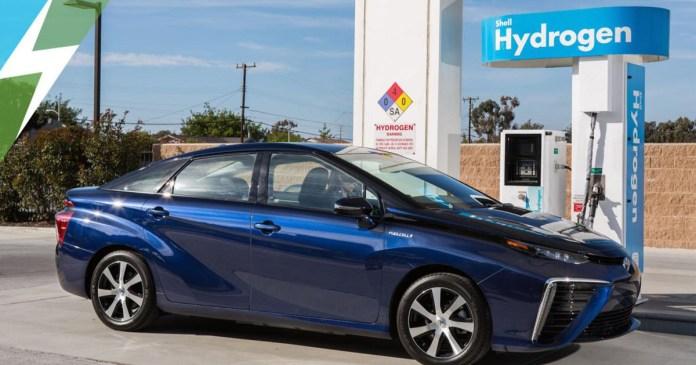 Hydrogen Fuel Cells Toyota