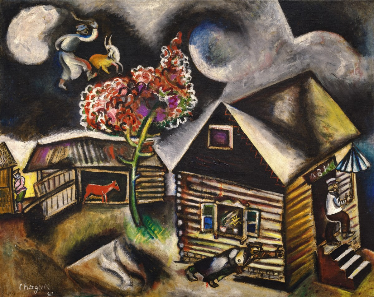 Image result for marc chagall paris