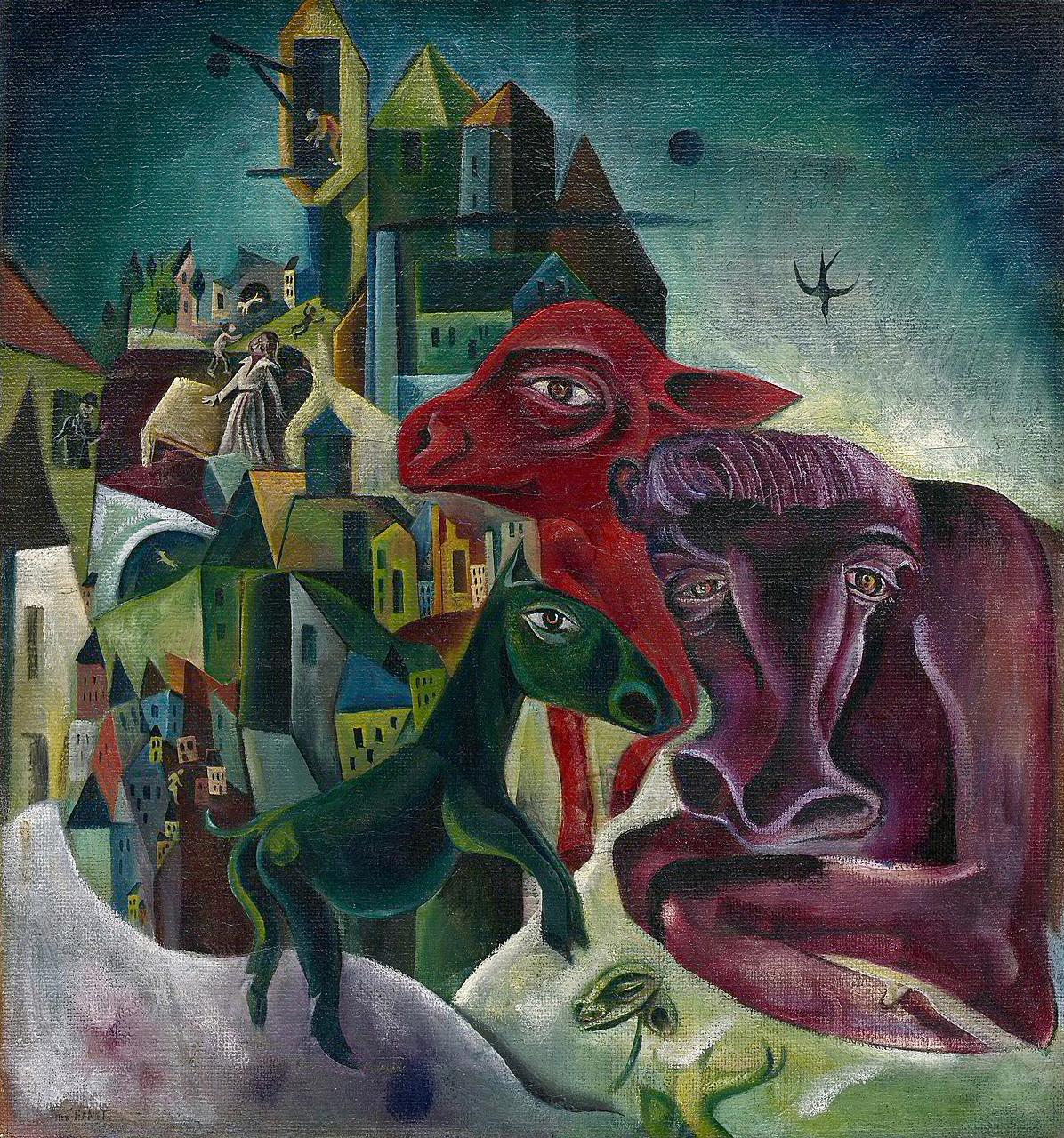 Max Ernst leonora carrington