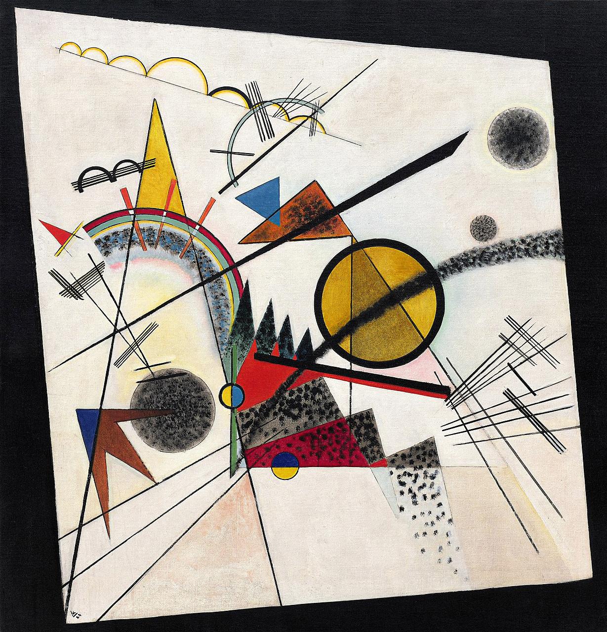 Kandinsky Similar Artists
