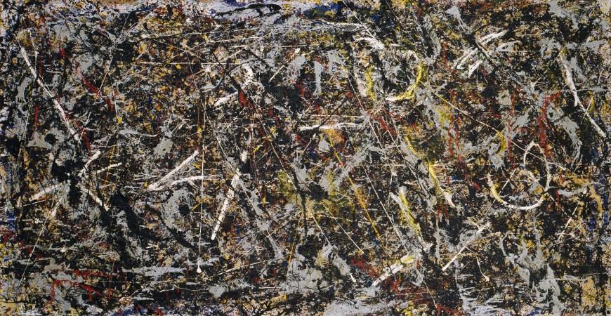 Jackson Pollock: Exploring Alchemy