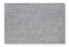 Park Seo-Bo, Ecriture n ° 55-73, 1973. Graphite et huile sur toile, 76 7/8 x 114 7/16 x 1 1/2 pouces (195,3 x 290,7 x 3,8 cm)