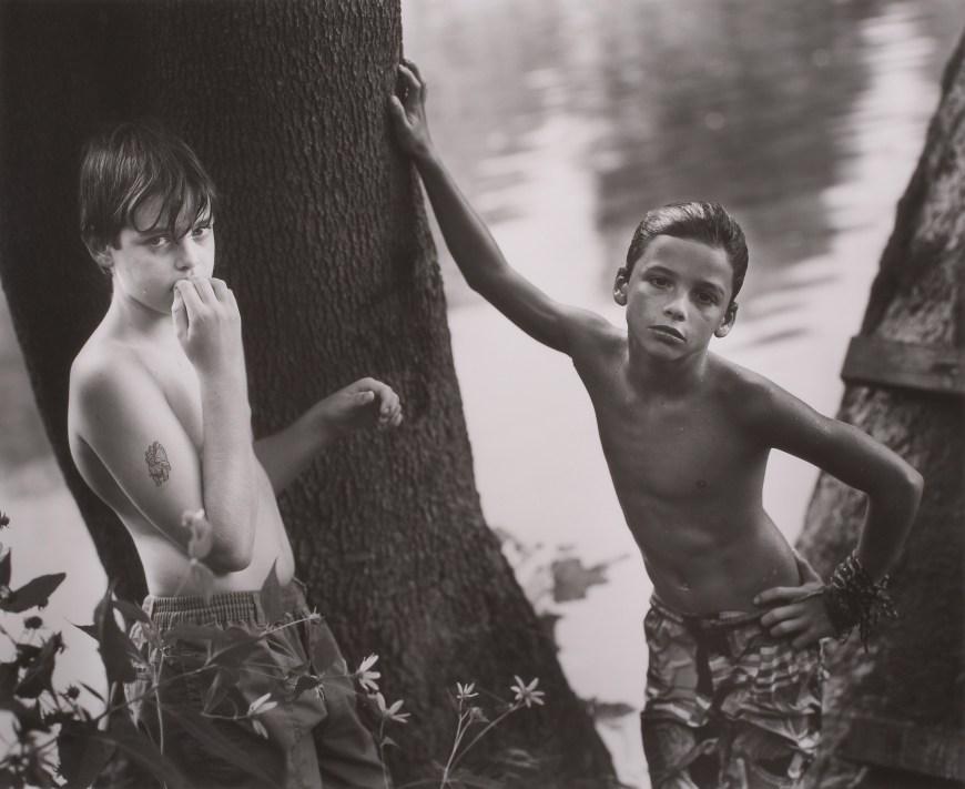 emmett and the white boy