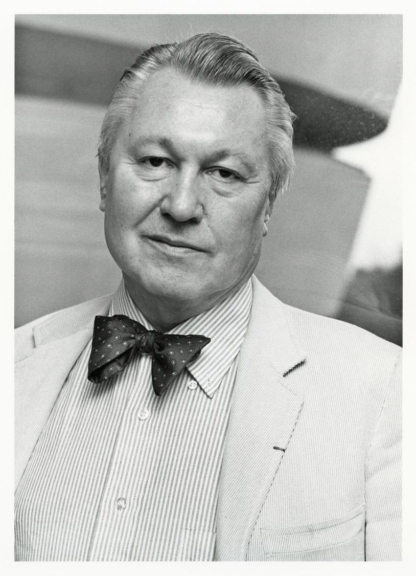 Happy 90th Birthday To Thomas Messer Director Emeritus