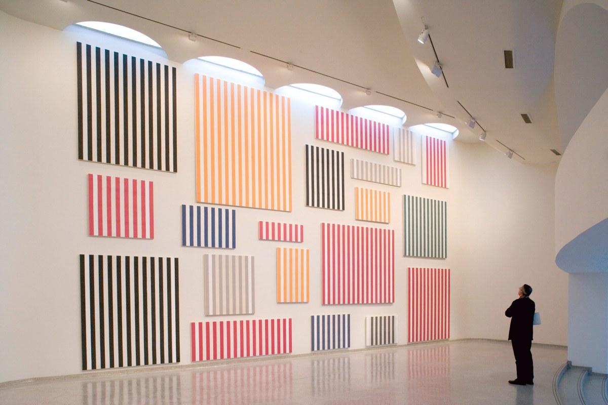 stripes as a visual tool