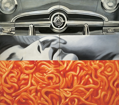 Image result for james rosenquist collage