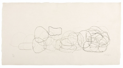 John Cage, Where R = Ryoanji (3R/17), 1992