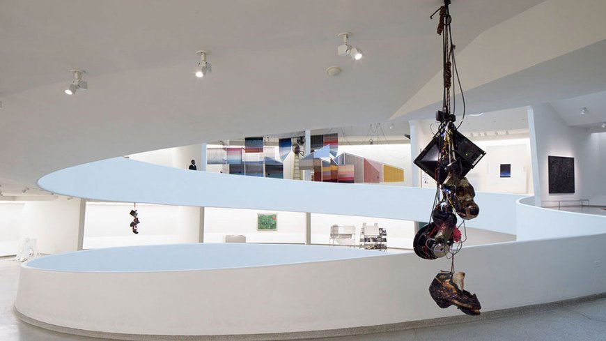 91a33c0035 Artist Kevin Beasley On Installing His Work At The Guggenheim