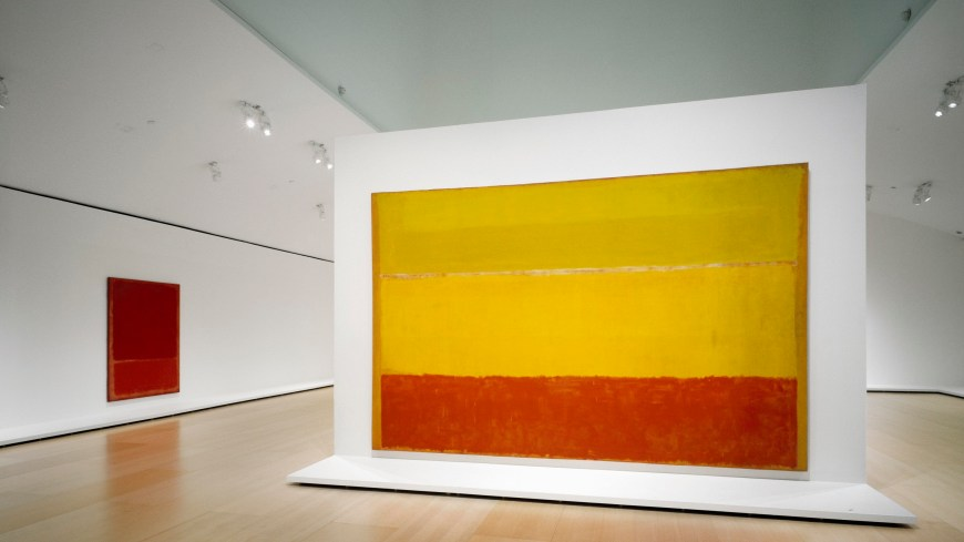 Mark Rothko: Walls of Light